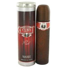 Perfume Red de Cuba Paris para Caballero 100ml ORIGINAL