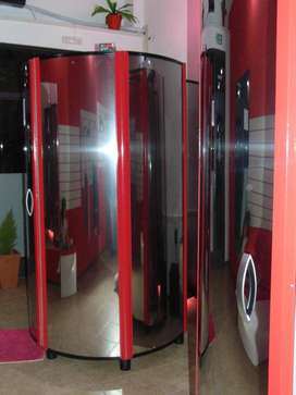Vendo permuto cabina solarcon vestidor