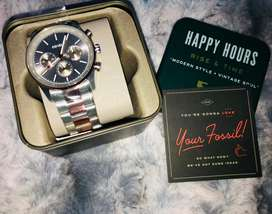 Relojes fossil hombre y mujer
