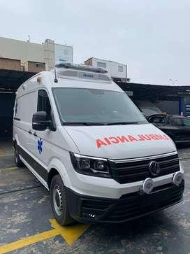 Ambulancia tipo 2 nuevas