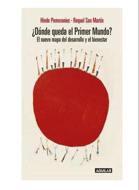 Libro ¿Dónde queda el Primer Mundo?