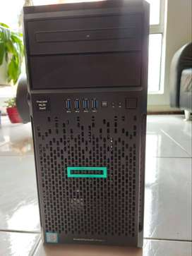 Servidor Hp Proliant Ml30 Gen 9 - Intel Xeon E3 + Licencias