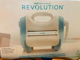 Maquina REVOLUTION WE R