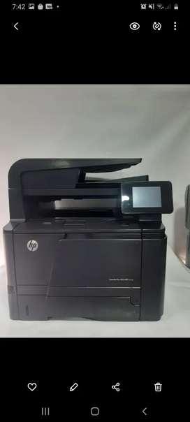 impresora multifuncional hp laser pro400 Mfp M425