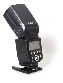 2 unidades de Flash Yongnuo 560 Iv Speedlite Para Canon Nikon Universal