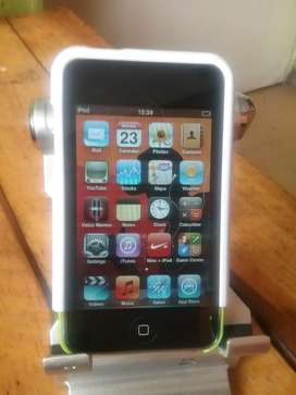 iPod apple  Touch 3 G 32gb Cargador Y Mas