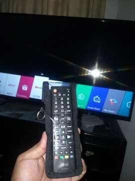 Vendo tv smartv LG 49'