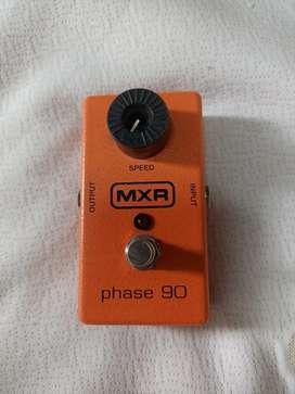 Pedal guitarra electrica MXR Phase 90