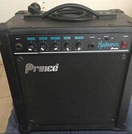 Amplificador Para Bajo Prince Maxibass