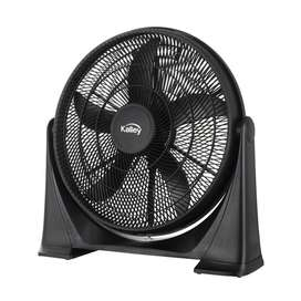 NUEVO Ventilador de Piso KALLEY K-VP100P Negro