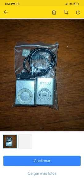 MP3 x2 funcionando