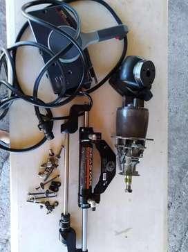 Dirección hidraulica motor fuera de borda