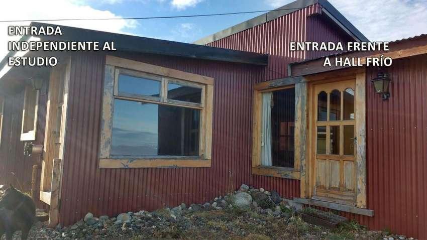 CASA ESPECTACULAR UBICACIÓN Apta construcción cabañas 0
