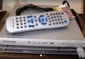 DVD CON CONTROL