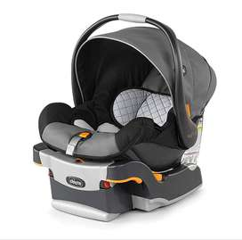 Silla Porta Bebes + Base Carro Chicco Keyfit 30 silla y base para carro