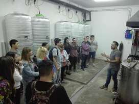 fabrica cerveza artesanal