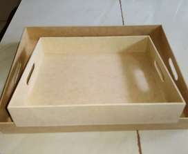 Cajas de madera Mdf