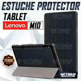 Estuche Funda Case Forro Protector Con Tapa Lenovo Tab M10 Tb-x505f