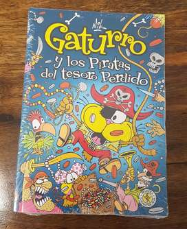 Gaturro Y Los Piratas Del Tesoro Perdido