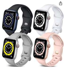 04 Correas para apple watch 38mm y 40mm
