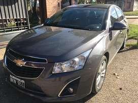 Chevrolet Cruze Ltz 2014 1.8