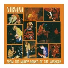 Rock CD Nirvana - From the Muddy Banks of the Wishkah (musica  en vivo)