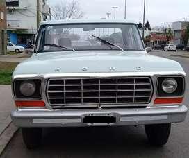 Camioneta Ford F100