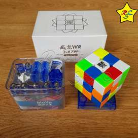Cubo Rubik Weilong World Record Magnetico Moyu - Stickerless