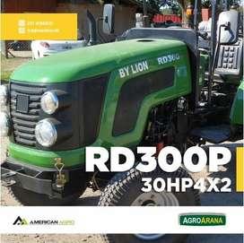 Tractor Parquero