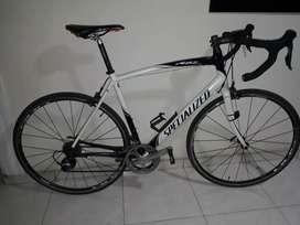 Bicicleta Specialized de ruta talla grande