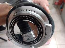 Controlador Dennon Mc6000 y auriculares technic Rpdh 1200
