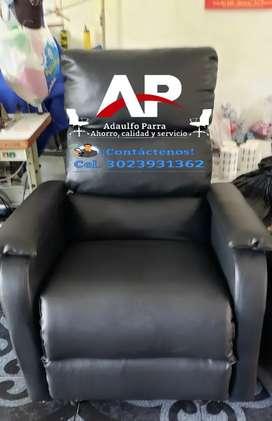Mantenimiento y reparación de sillas de OFICINAS, PELUQUERÍAS, BARBERÍA, SILLAS DE RUEDA Y MÁS