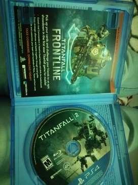 Vendo titanfall 2