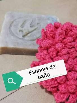 Esponja De Hilo