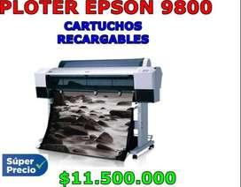 PLOTER EPSON 9800/80