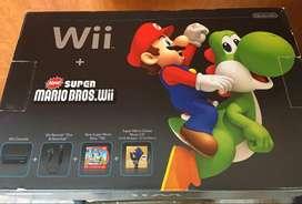 Vendo Nintendo Wii - Excelente Estado