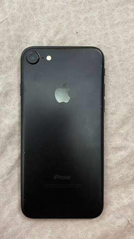iPhone 7 32 Gb Negro (libre Operador)