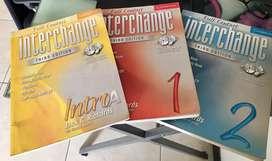 Libros de inglés usados en institutos