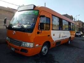 custer minibus 2014 bus