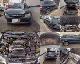 Mazda allegro repuestos