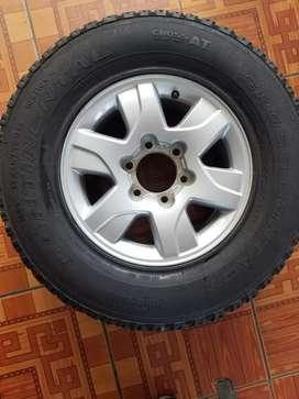 Aro Rin 16 Dmax Chevrolet