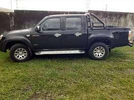 Vendo Camioneta Mazda Bt-50 año 2012