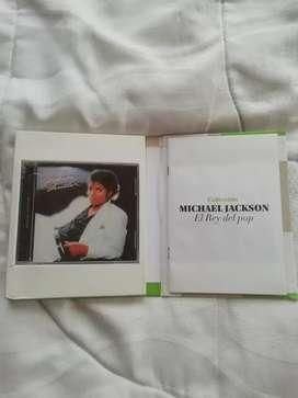 Colección Michael Jackson cds y dvs originales