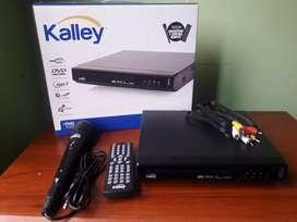 DVD kalley ( kdvd 102) Nuevo