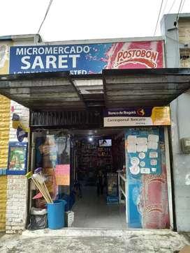 Se vende micromercado