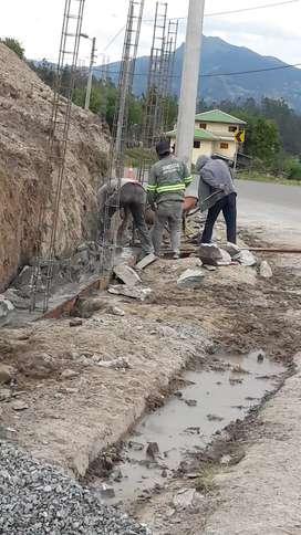Trabajos de construcción   Múlti Servicio
