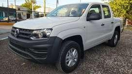 Volkswagen Amarok trendline 4x2 (disponibilidad)