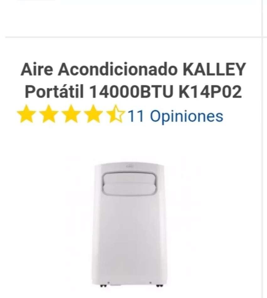 VENDO AIRE ACONDICIONADO PORTATIL 0