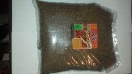 Harina de Linaza, 100% pura y natural, desinflamante , anti estrenimiento.