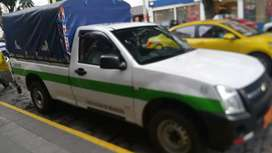 Camioneta de cooperativa con acciones y derechos